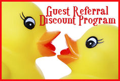 Guest Referral Comfort Getaway Guesthouse