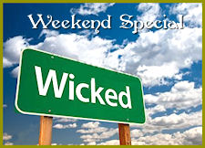wicked weekend special package at a Comfort Getaway Guesthouse